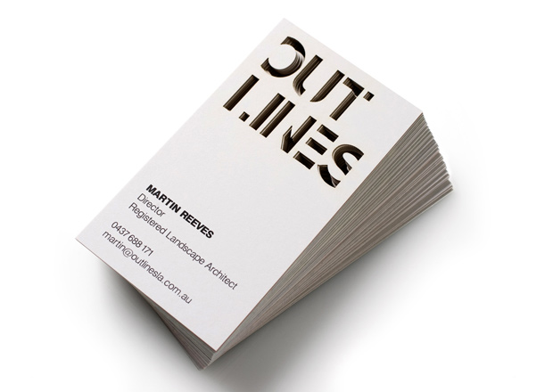 Belike print outlines brand strategy digital and design custom laser cut business cards in a warm eco friendly stock reheart Image collections