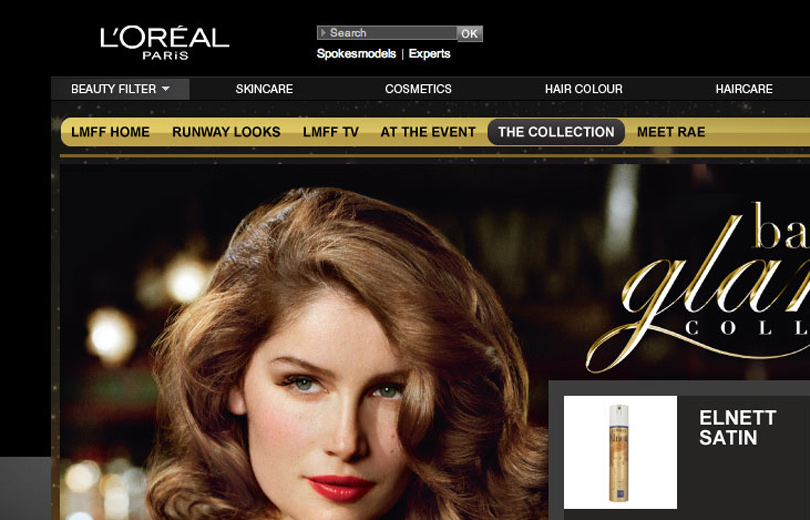 The digital strategy of L'Oreal in China